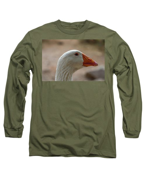 Domestic Goose Long Sleeve T-Shirt