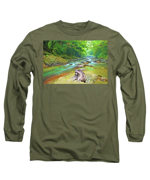 Done Fishing Long Sleeve T-Shirt