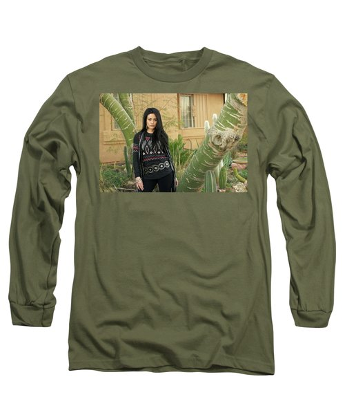 Don't Be Mean To Ileen Long Sleeve T-Shirt