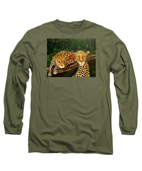 Don't Bother Me It's Naptime Long Sleeve T-Shirt