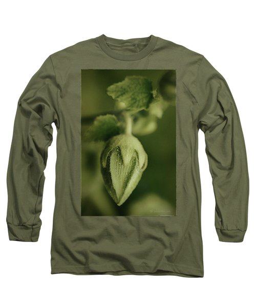 Don't Really Know.... Long Sleeve T-Shirt