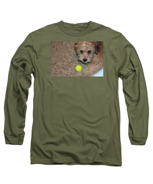 Don't Take My Ball Long Sleeve T-Shirt