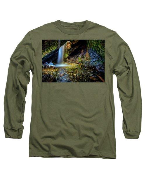 Donut Falls Long Sleeve T-Shirt