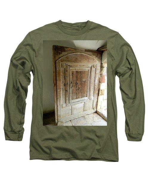 Door To Feudal Times Long Sleeve T-Shirt