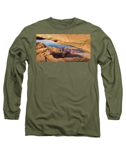 Door To The West Long Sleeve T-Shirt