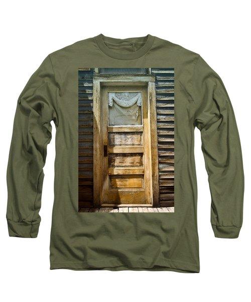Doors Of St Elmo I Long Sleeve T-Shirt by Ellen Heaverlo