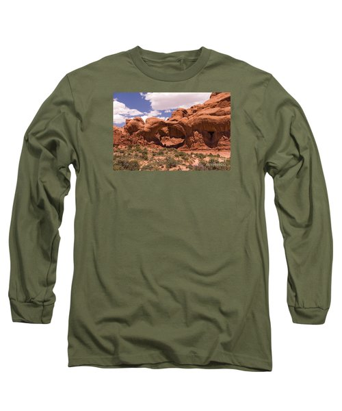 Double Arch Cathedral Long Sleeve T-Shirt