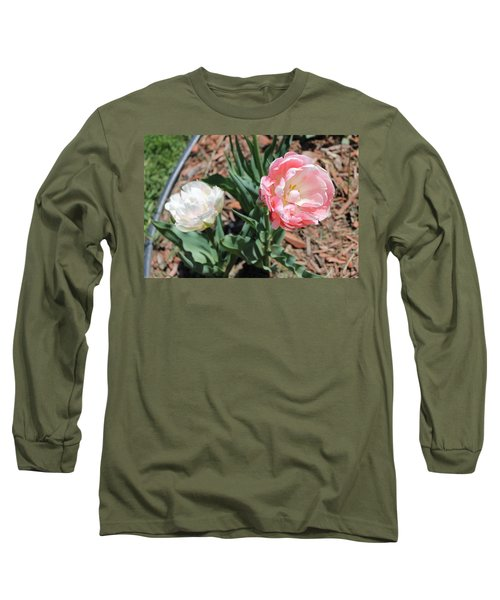 Double Tulip Long Sleeve T-Shirt
