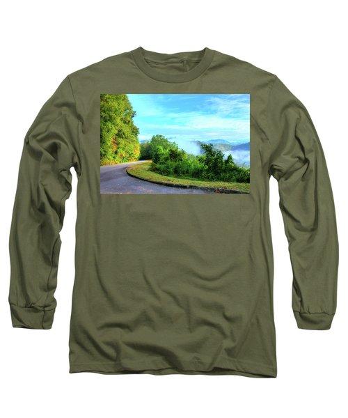 Down The Mountain Long Sleeve T-Shirt