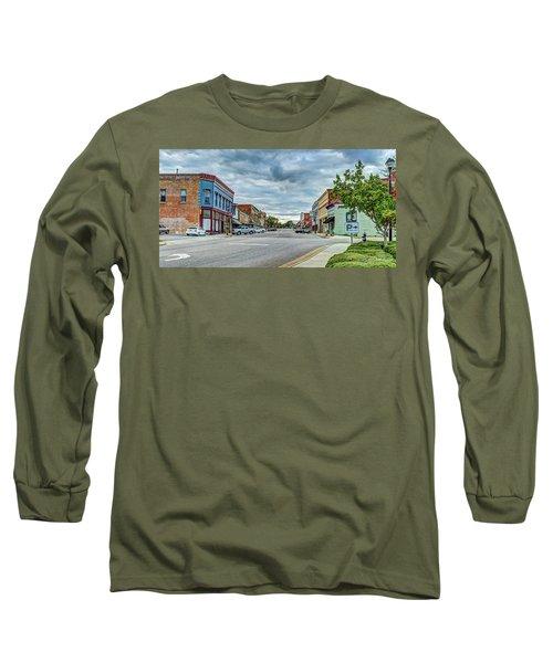 Downtown Hamlet Long Sleeve T-Shirt