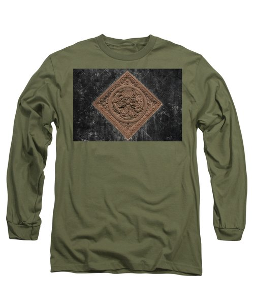 Dragon Seal Long Sleeve T-Shirt