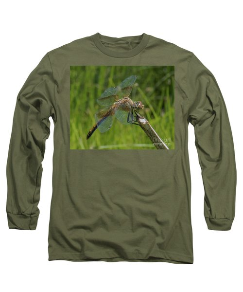 Dragonfly 8 Long Sleeve T-Shirt