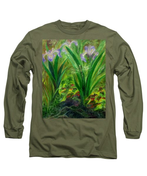 Dragonfly Medicine Long Sleeve T-Shirt