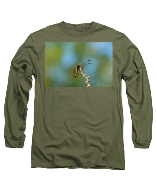 Dragonfly Wings Long Sleeve T-Shirt