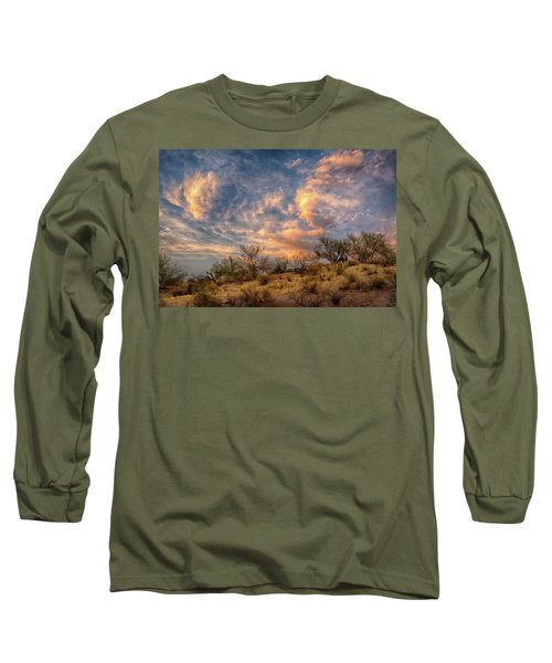 Dramatic Visions Long Sleeve T-Shirt