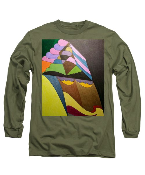 Dream 321 Long Sleeve T-Shirt