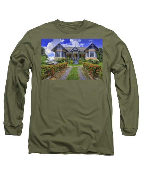 Dream House Long Sleeve T-Shirt