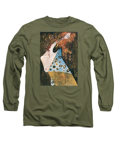 Dreaming Long Sleeve T-Shirt by Maya Manolova