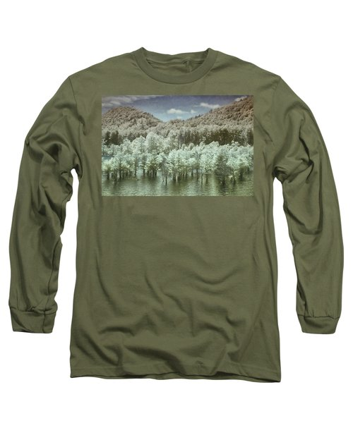 Dreaming Without Words Long Sleeve T-Shirt