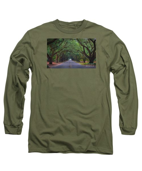 Dreamy Boundry Long Sleeve T-Shirt