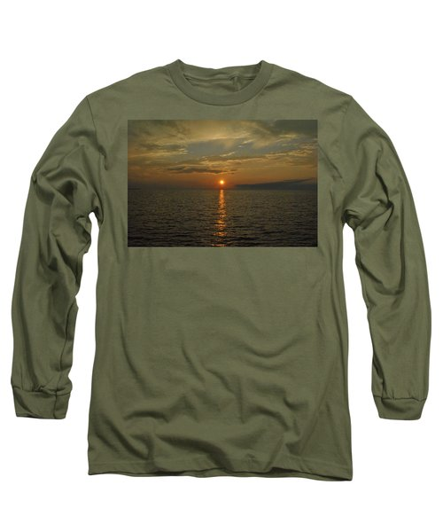 Dreamy Dusk Long Sleeve T-Shirt