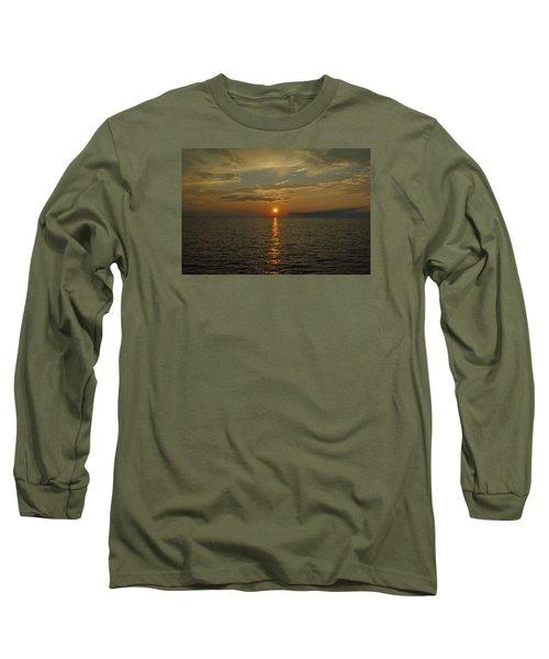 Dreamy Dusk Long Sleeve T-Shirt