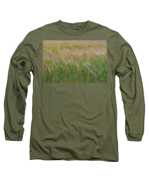 Dreamy Meadow Long Sleeve T-Shirt
