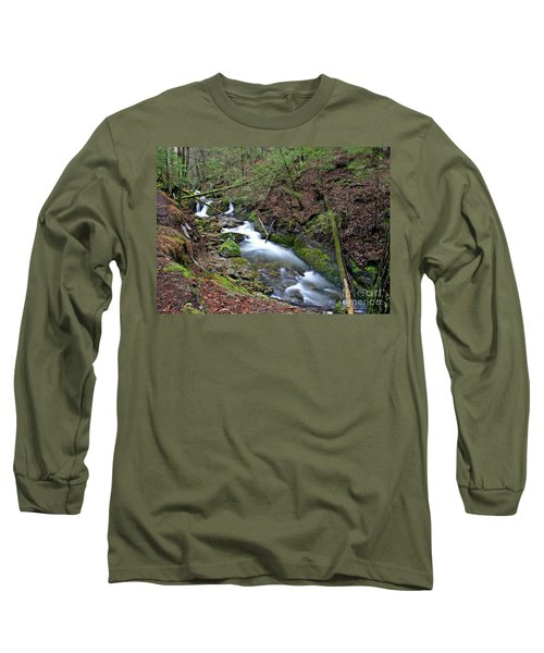 Dreamy Passage Long Sleeve T-Shirt