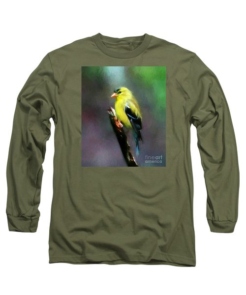 Dressed To Kill Long Sleeve T-Shirt by Tina  LeCour