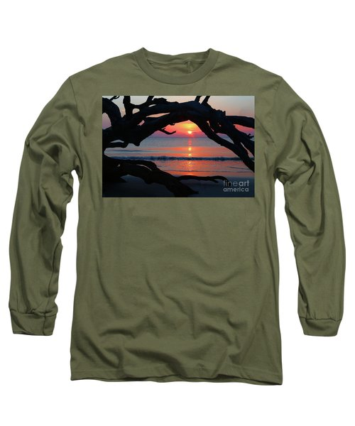 Driftwood Arch Long Sleeve T-Shirt