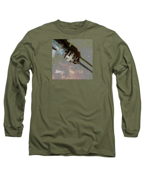 Drill Long Sleeve T-Shirt by Tetyana Kokhanets
