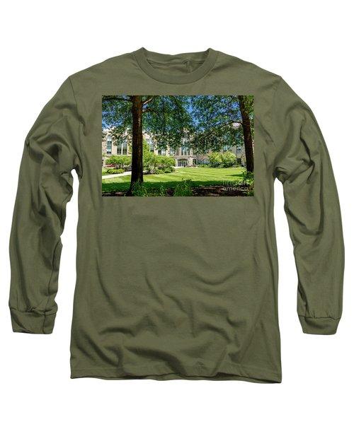 Driscoll Hall Long Sleeve T-Shirt