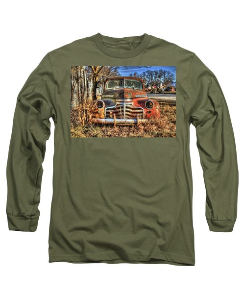 Driverless Car Long Sleeve T-Shirt