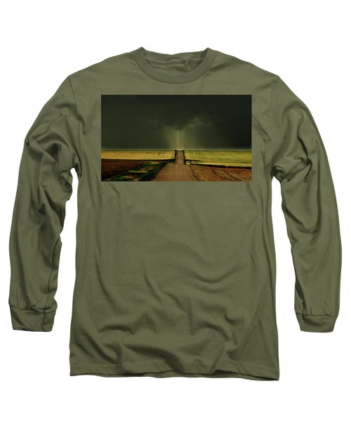 Driving Toward The Daylight Long Sleeve T-Shirt