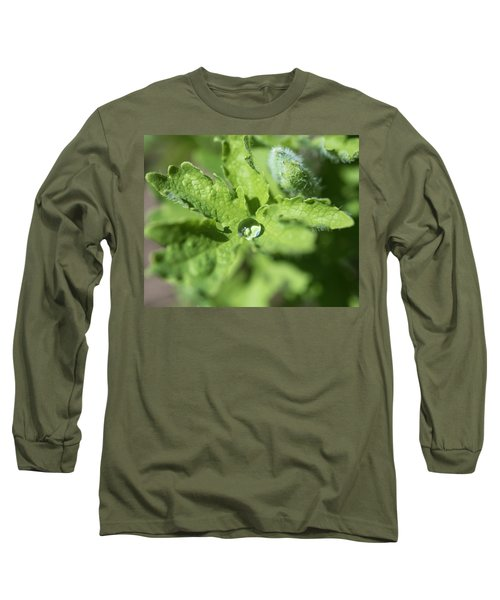Droplet Long Sleeve T-Shirt