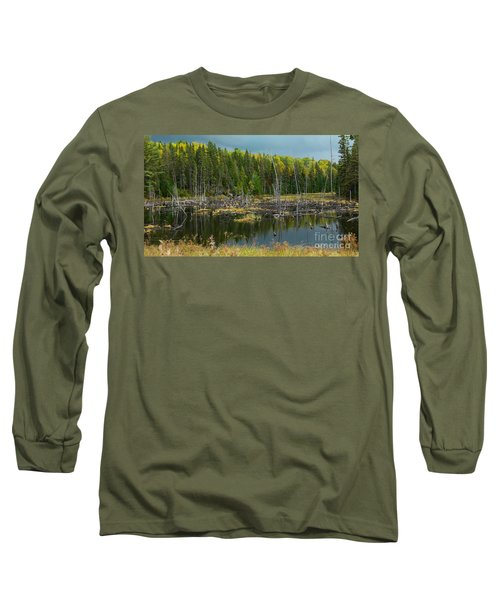 Drowned Trees Long Sleeve T-Shirt