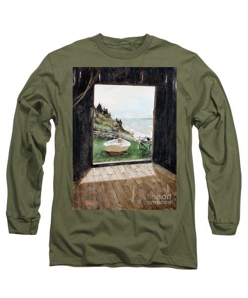 Dry Docked Long Sleeve T-Shirt