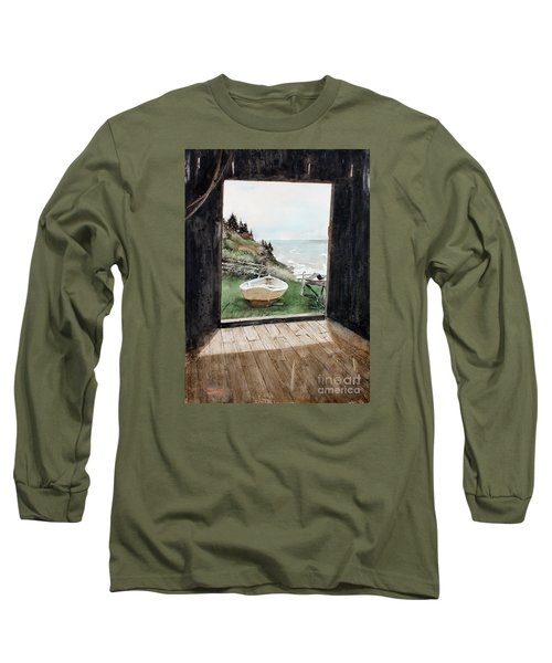 Dry Docked Long Sleeve T-Shirt