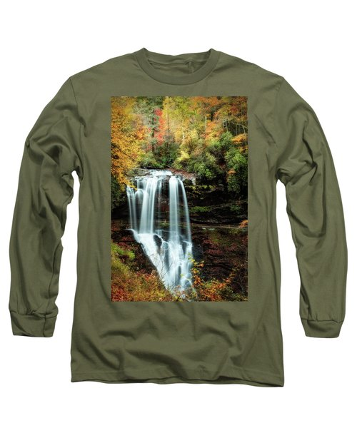 Dry Falls Autumn Splendor Long Sleeve T-Shirt
