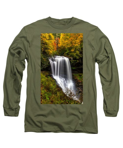 Dry Falls In October  Long Sleeve T-Shirt