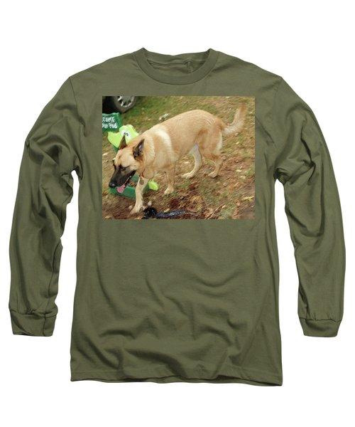 Duke Long Sleeve T-Shirt by Jerry Battle