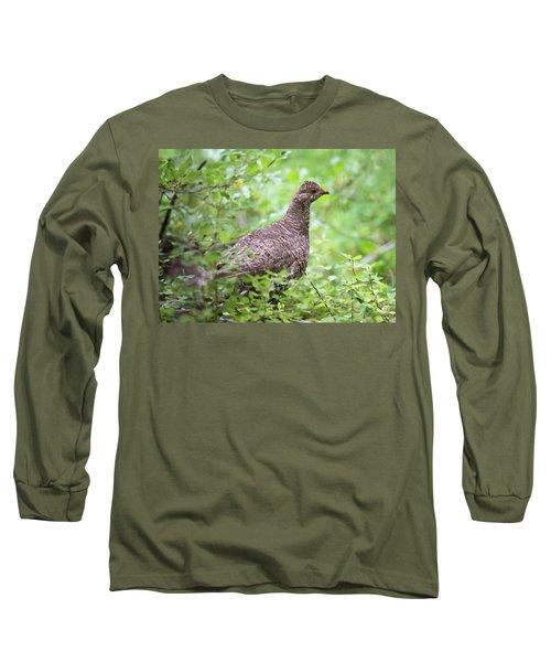 Dusky Grouse Long Sleeve T-Shirt