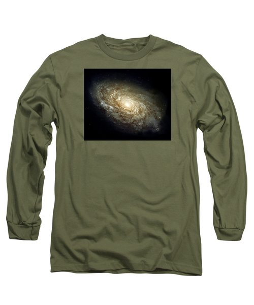 Dusty Spiral Galaxy  Long Sleeve T-Shirt