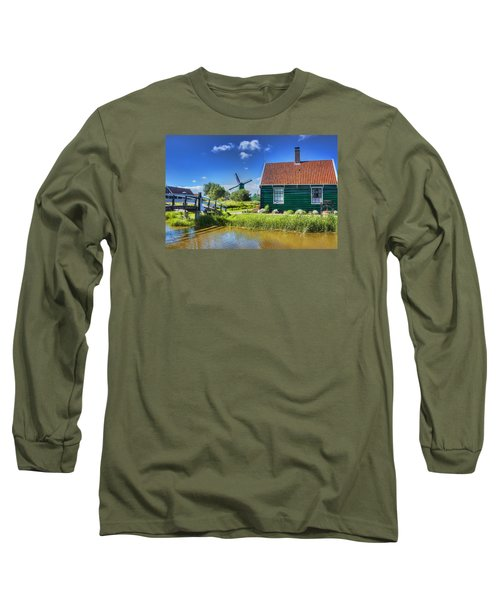 Dutch Village Long Sleeve T-Shirt