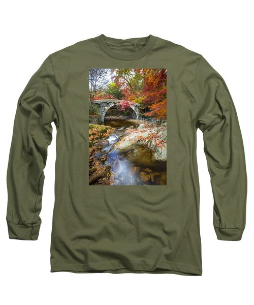 Dying Colours Long Sleeve T-Shirt
