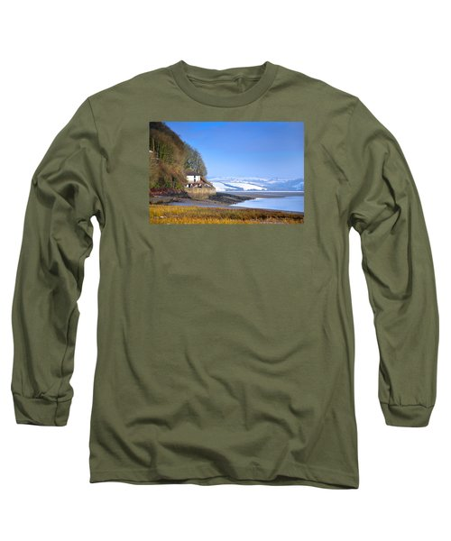 Dylan Thomas Boathouse 3 Long Sleeve T-Shirt