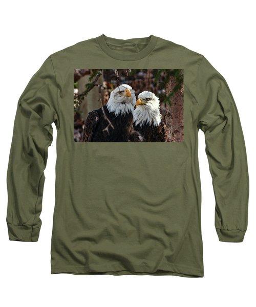Eagle Buddies Long Sleeve T-Shirt