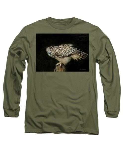 Eagle-owl Long Sleeve T-Shirt