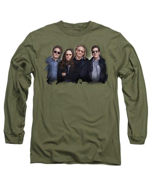 Eagles Band Long Sleeve T-Shirt