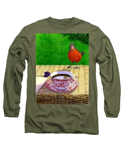Early Bird Long Sleeve T-Shirt